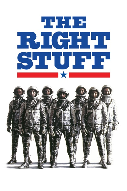 the right stuff on itunes