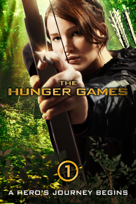Gary Ross - The Hunger Games  artwork
