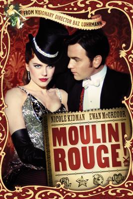 Baz Luhrmann - Moulin Rouge!  artwork