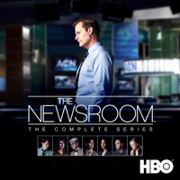 The Newsroom, The Complete Series (iTunes)