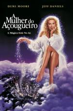 Capa do filme A Mulher do Açougueiro