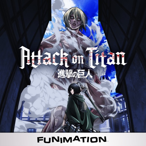 Attack On Titan, Season 1, Pt. 2 image
