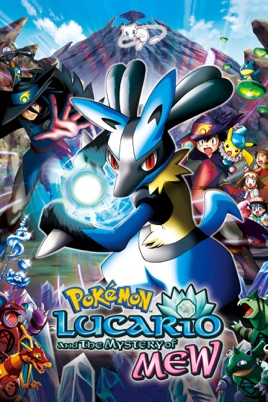 Pokemon Lucario And The Mystery Of Mew On Itunes