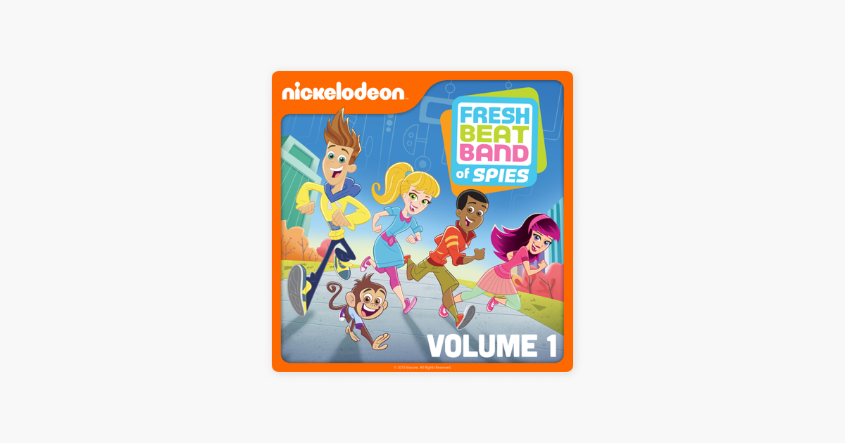 Fresh Beat Band of Spies, Vol  1