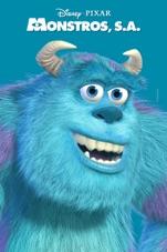 Capa do filme Monstros S.A. (Dublado)