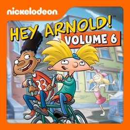 Hey Arnold Vol 6 On Itunes