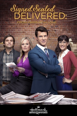 signed sealed delivered one in a million hallmark full movie