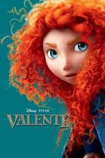 Capa do filme Valente (Dublado)