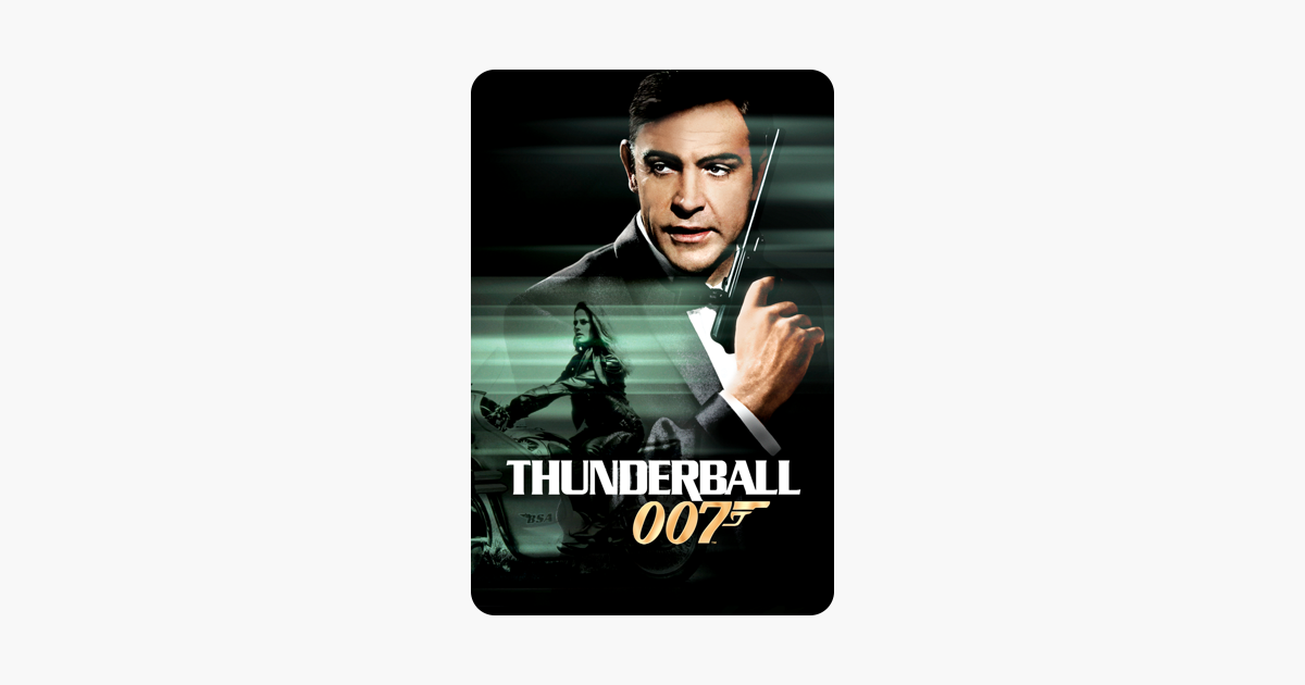 Thunderball on iTunes