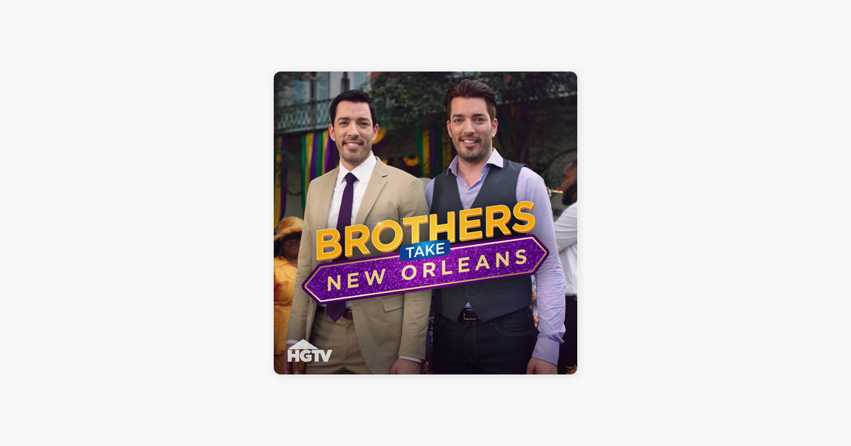 Brothers Take New Orleans Season 1 On Itunes