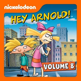 Hey Arnold Vol 8 On Itunes