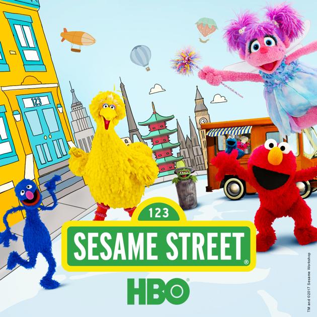 Sesame Street on Apple TV