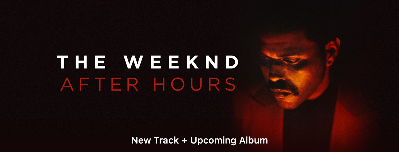 After Hours - Single by The Weeknd