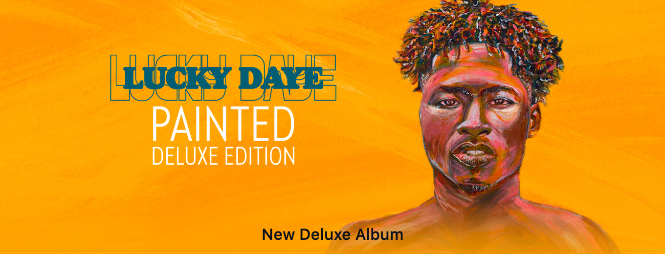 Lucky Daye Painted Deluxe