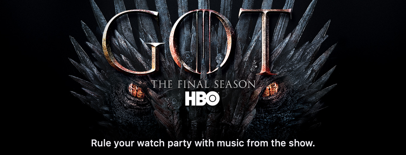 For the Throne (Music Inspired by the HBO Series Game of Thrones) by Various Artists
