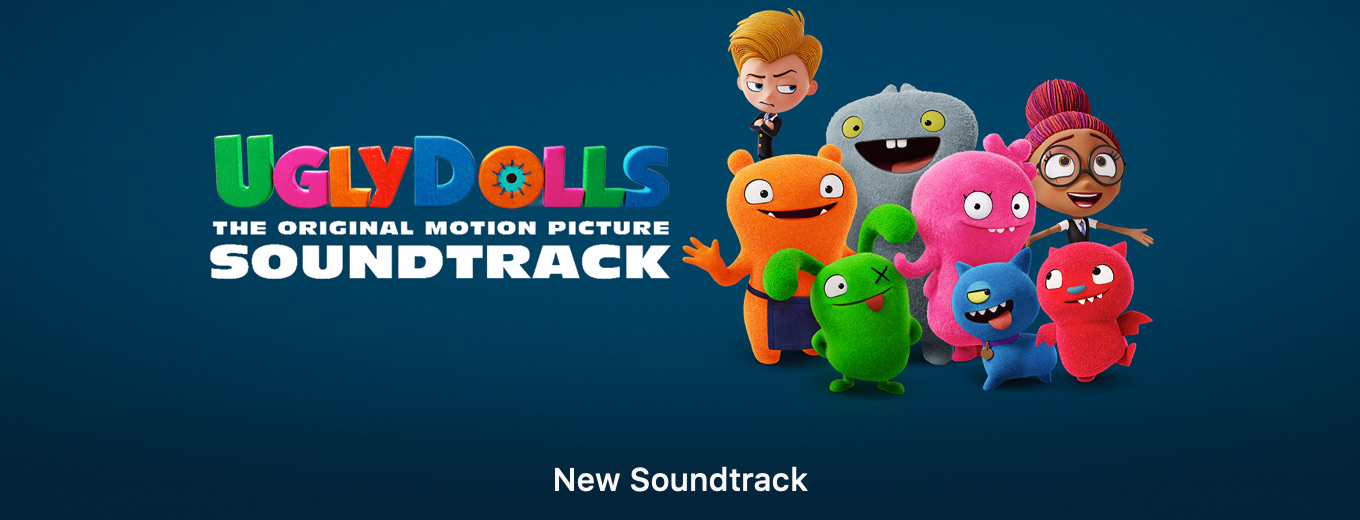 UglyDolls (Original Motion Picture Soundtrack) by Various Artists