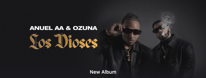 Los Dioses by Anuel AA & Ozuna
