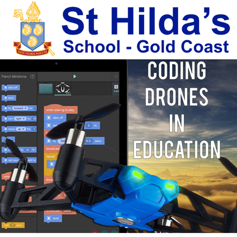 b0f03c45fbe726 Coding Drones in Primary Education - Free Course by St. Hilda s School on  iTunes U