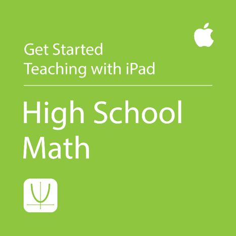 High school math with ipad kursus percuma oleh apple education di high school math with ipad kursus percuma oleh apple education di itunes u ccuart Images