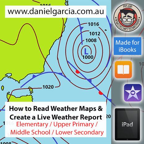 Create Your Own Weather Map.Middle School Geography Weather Maps And Film Your Own Weather