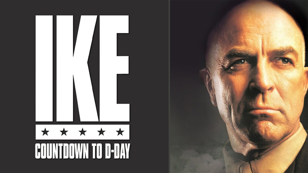 War Movie : Ike Countdown to D-Day (2004)