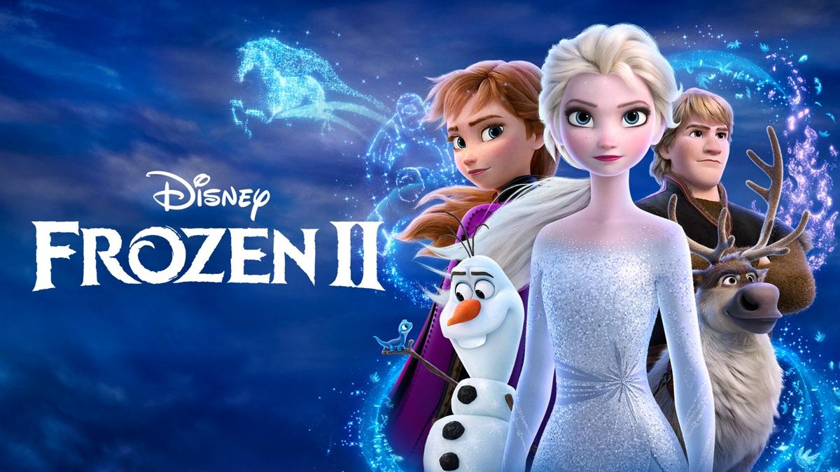 frozen ii apple tv