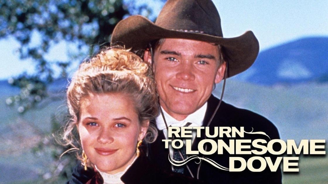 Apple on Return Lonesome to TV Dove