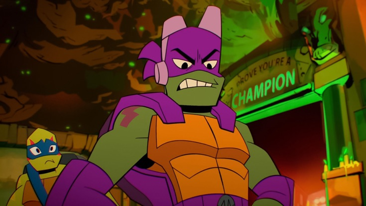 Rise of The Teenage Mutant Ninja Turtles: The Fast and the Furriest
