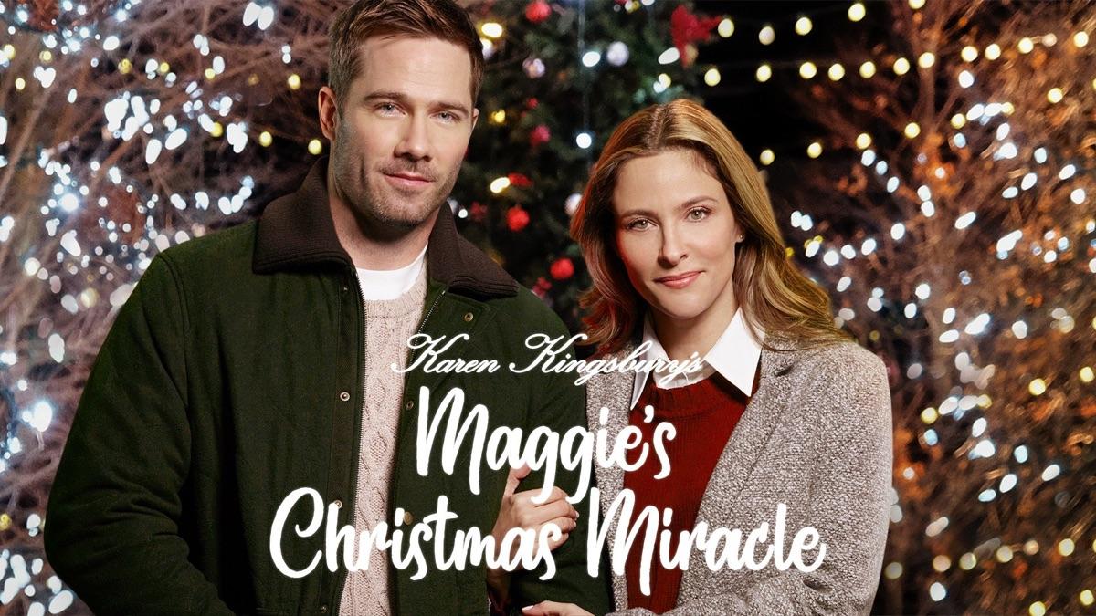 Maggies Christmas Miracle 2021 Karen Kingsbury S Maggie S Christmas Miracle Apple Tv
