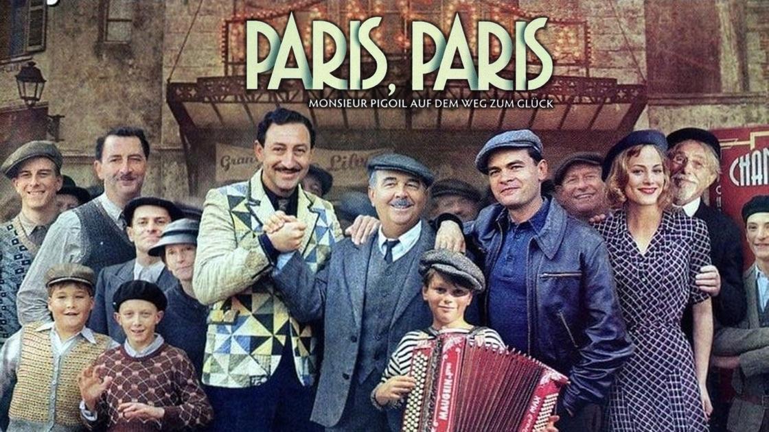 Paris Paris Monsieur Pigoil Auf Dem Weg Zum Glück Stream